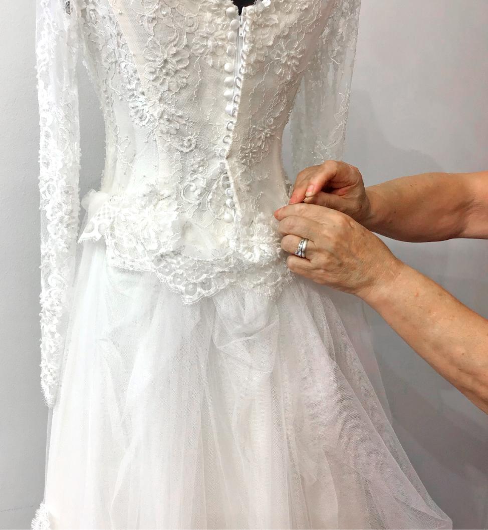 Lola Hurtado Vestidos boda Madrid Atelier - Contacto - Calle Goya 46, 28001 Madrid - vestidos para novia, madrina, invitada, cocktail y complementos
